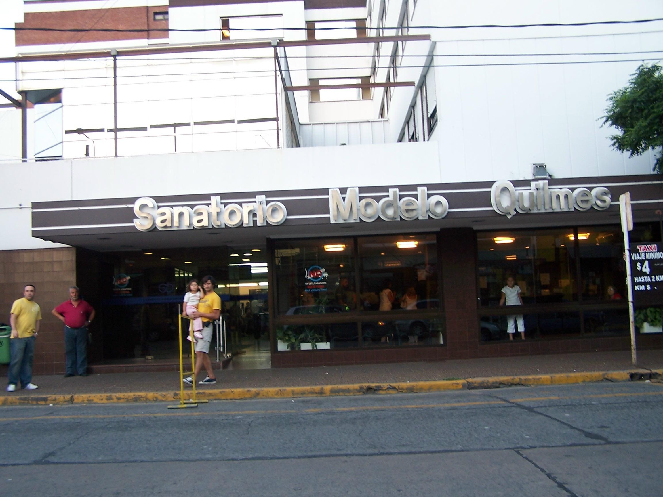 Apres Salud - Sanatorio Modelo Quilmes