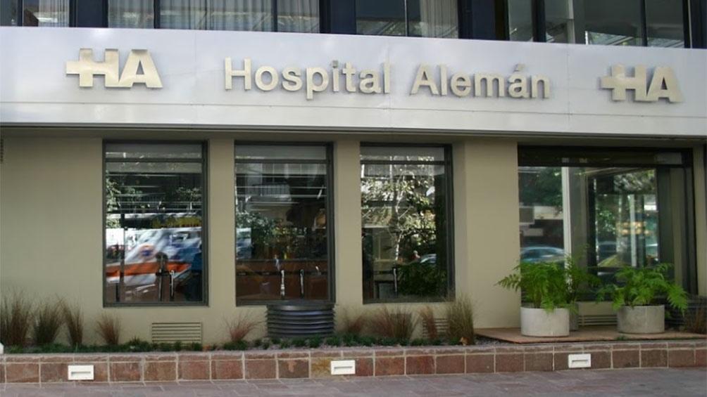 Plan de salud del Hospital Alemán - Planes