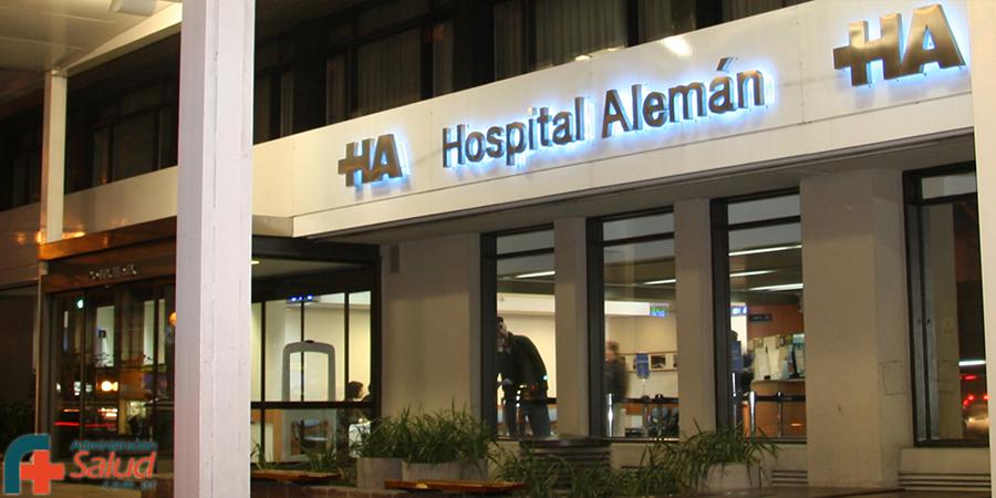 Plan de salud del Hospital Alemán