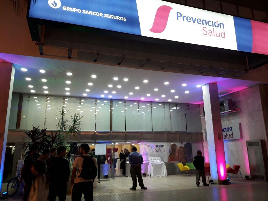 Prevención Salud - Sucursales