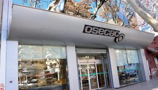 OSECAC - Sucursales