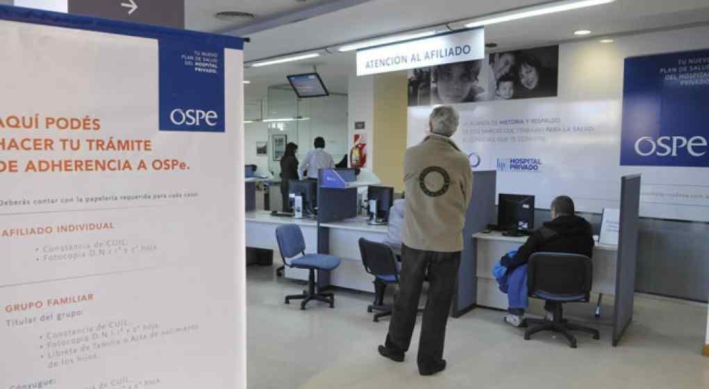 OSPE Atención al cliente