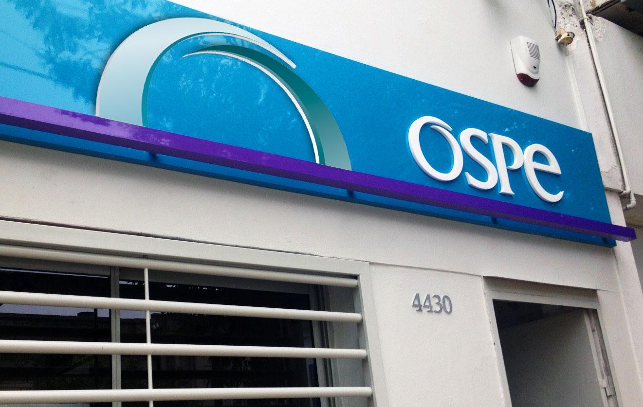 OSPE Sucursales