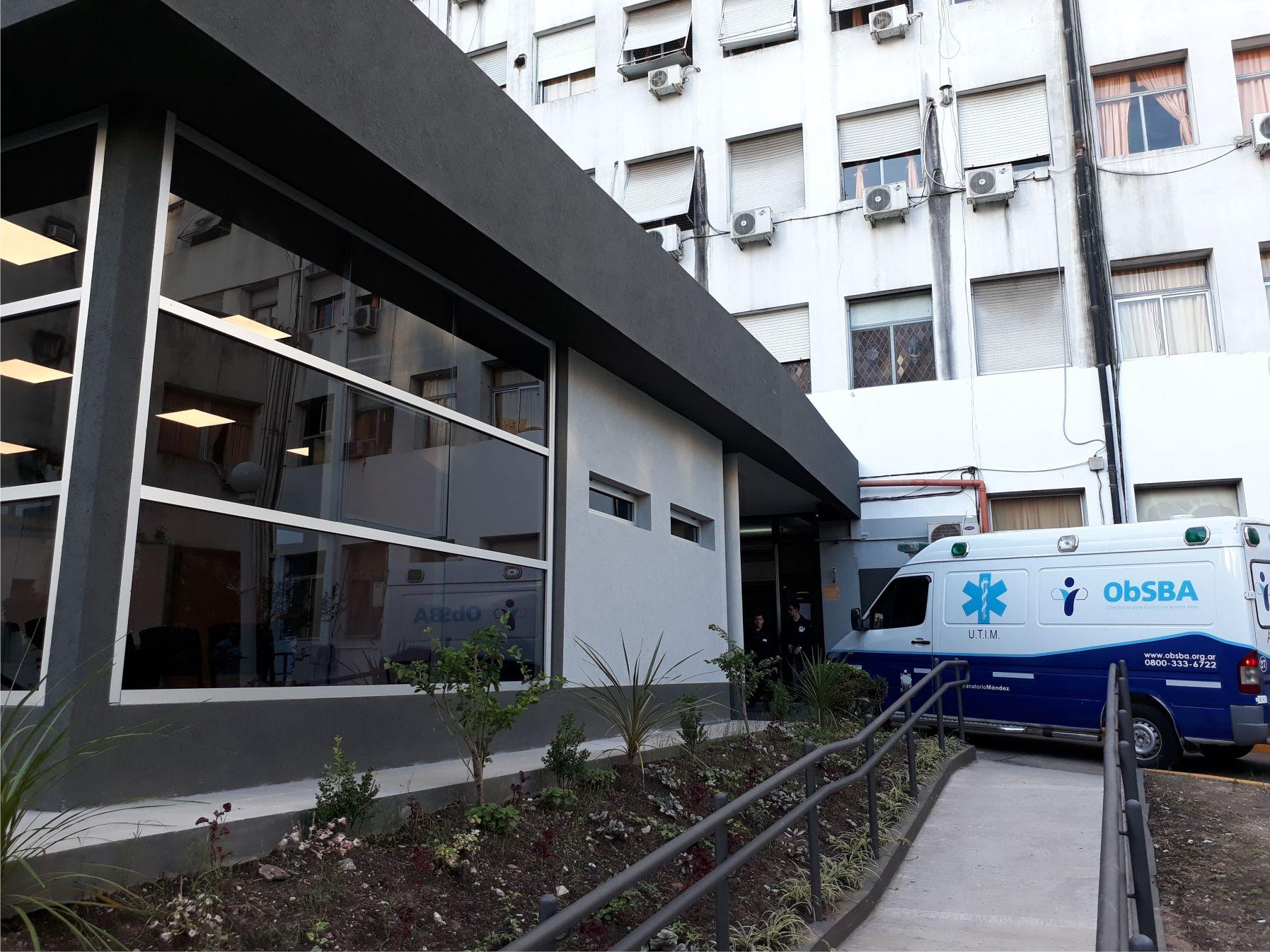 ObSBA - sanatorio